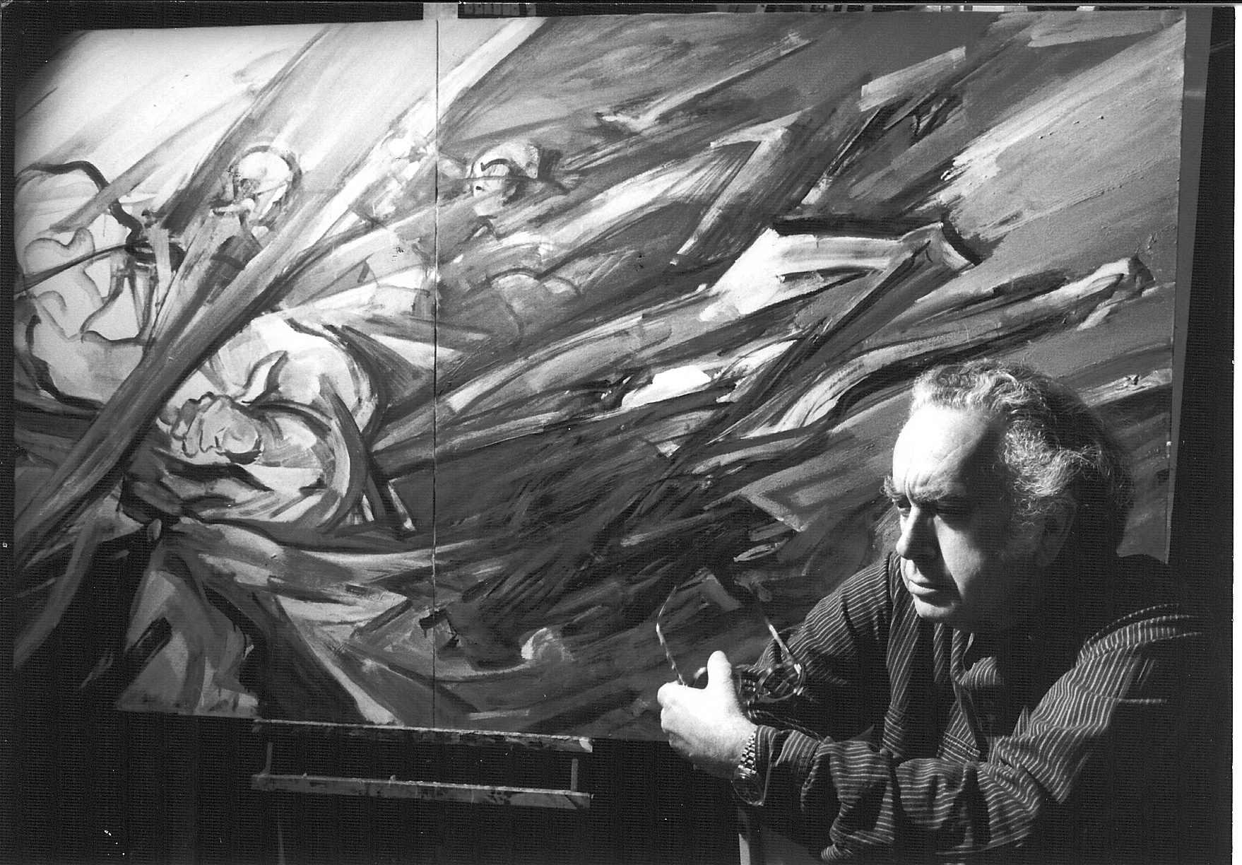 Biografia dell'artista Cesco Magnolato