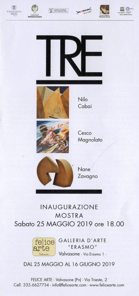"Magnolato a Felicearte - Galleria ""Erasmo"""